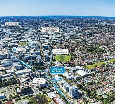 176-180 O'Riordan Street, Mascot, NSW 2020