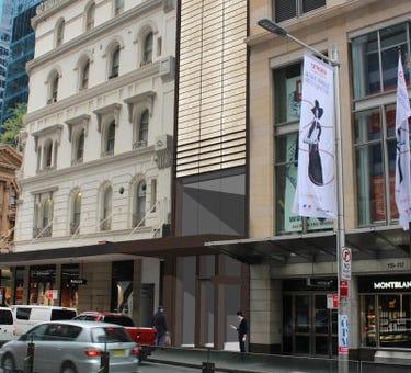 Luxury Retail Investment adjoining Pitt Street Mall, 119 King Street, Sydney, NSW 2000