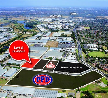 Kingston Business Park, Kingston Business Park Corner Ferntree Gully Road & Henderson Road, Knoxfield, Vic 3180