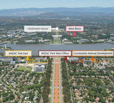 Parliamentary Triangle Portfolio, Section 3 & 4 Constitution Ave, Parkes, ACT 2600