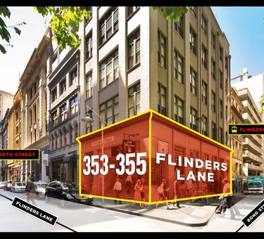 Ground, 353-355 Flinders Lane, Melbourne, Vic 3000