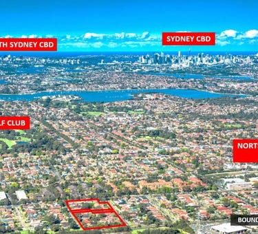 1-5 & 9-19 Brussels Street, 126-134 George Street and 2-4 & 8-20 Mena Street, North Strathfield, NSW 2137