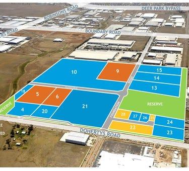 Stage 3, DEXUS Industrial Estate, - Dohertys Road, Truganina, Vic 3029
