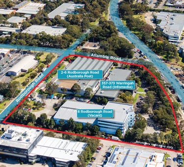 357-373 Warringah Road, Frenchs Forest, NSW 2086