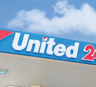 United Service Station, 353-357 Argyle Street, North Hobart, Tas 7000