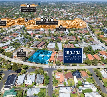 100-104 Mimosa Road, Carnegie, Vic 3163
