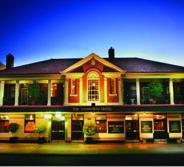 The Tamworth Hotel, 147 Marius Street, Tamworth, NSW 2340