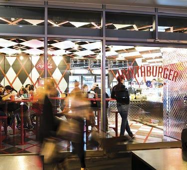 Huxtaburger, 205-207 High Street, Prahran, Vic 3181