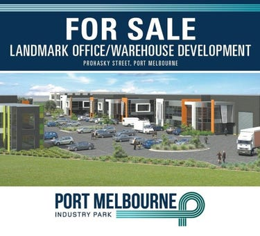 PORT MELBOURNE INDUSTRY PARK, 30 Prohasky Street, Port Melbourne, Vic 3207