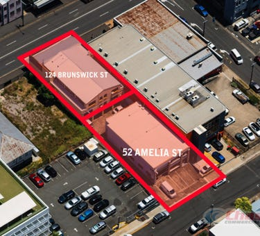 124 Brunswick & 52 Amelia Street, Fortitude Valley, Qld 4006