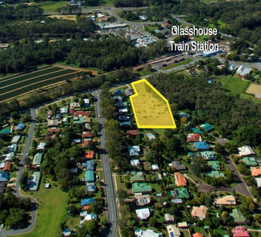 Lot 8 Railway Parade, Glass House Mountains, Qld 4518