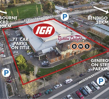 Castlemaine IGA, 50 Mostyn Street, Castlemaine, Vic 3450