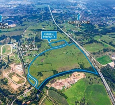 Menangle Park, address available on request