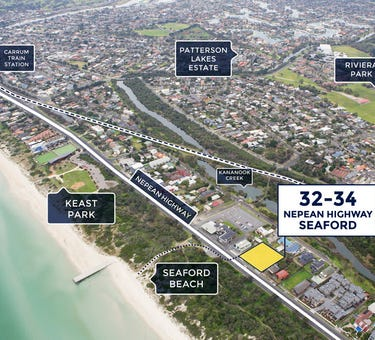 32-34  Nepean Highway, Seaford, Vic 3198