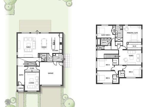 Luzia 1530 N01 - floorplan