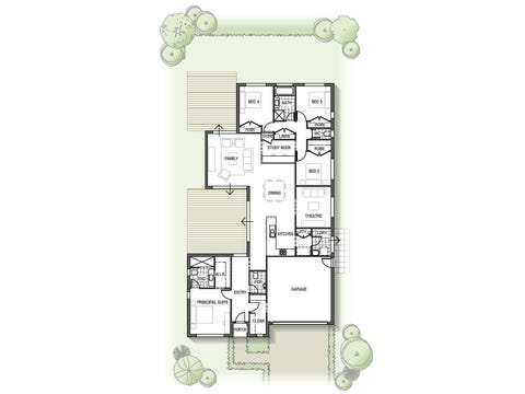 Lana 1532 N01 - floorplan