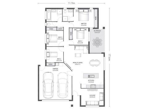 Dennison 20 - floorplan
