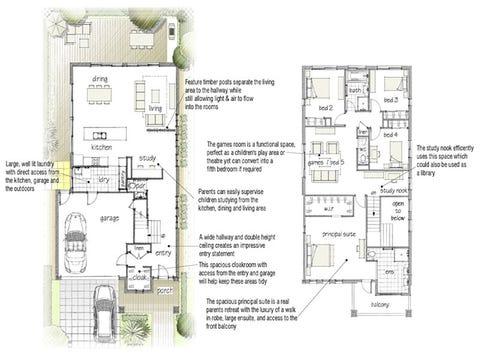 Oralee 315 - floorplan