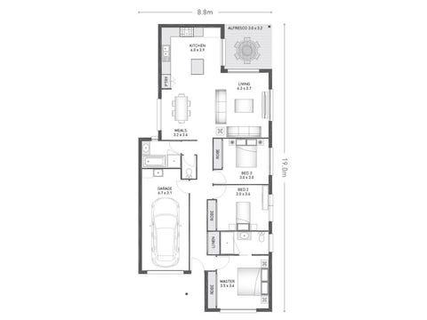 Baldwin 16 - floorplan