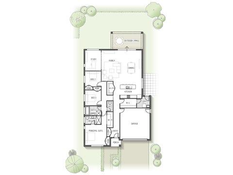 Coachwood 1532 N01 - floorplan