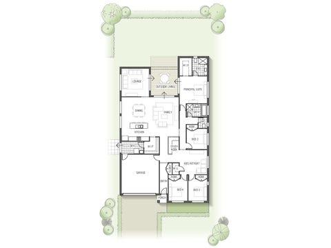 Lakewood 1530 N01 - floorplan