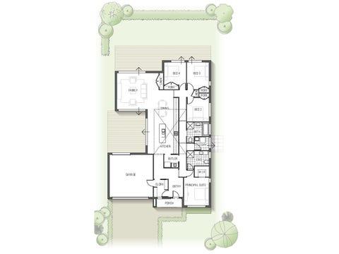 Cedarwood 1828 N01 - floorplan
