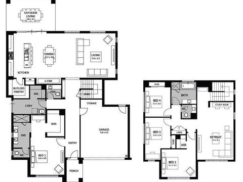 Costa Rica 37 - floorplan