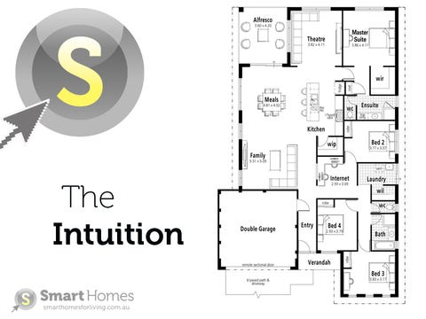 The Intuition - floorplan