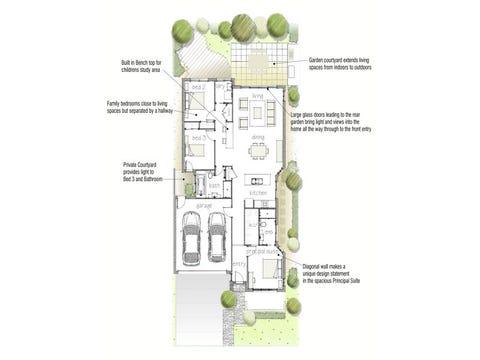 Leana 170 - floorplan