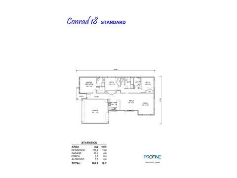 Conrad 18 - floorplan