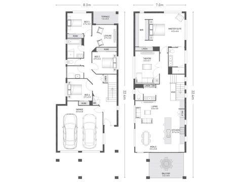 Penrose 31 - floorplan