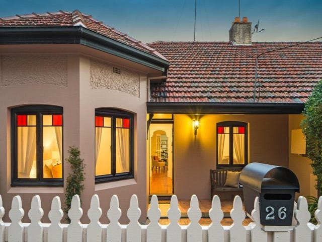 26 Arthur Street, Ashfield, NSW 2131