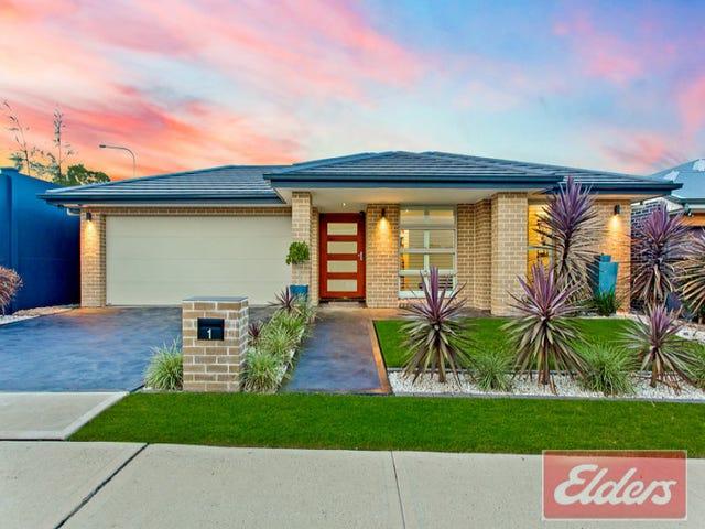 1 Watkin Street, Jordan Springs, NSW 2747