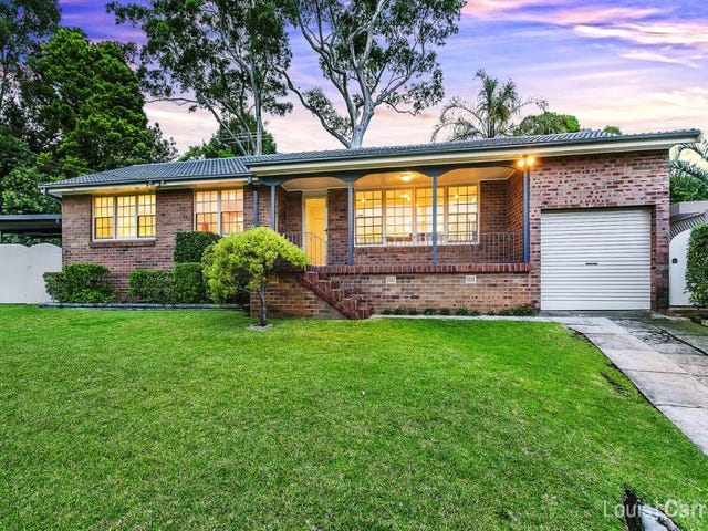 3 Beaumont Place, Castle Hill, NSW 2154