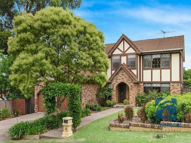 3 Condor Street, Quakers Hill, NSW 2763