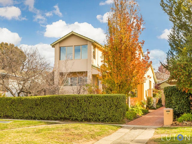 38 Dalrymple Street, Red Hill, ACT 2603
