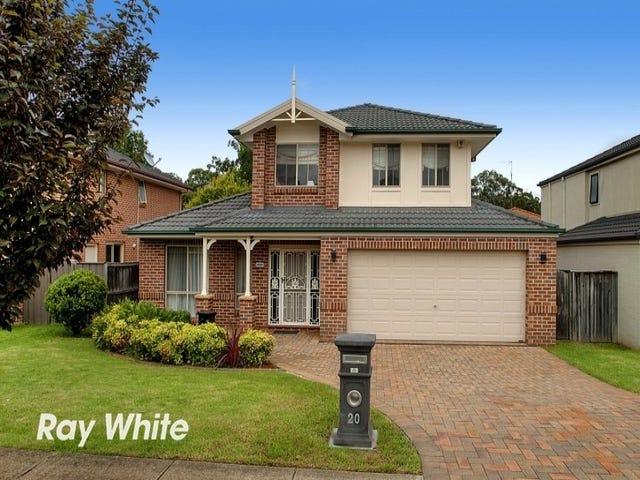 20 Millcroft Way, Beaumont Hills, NSW 2155