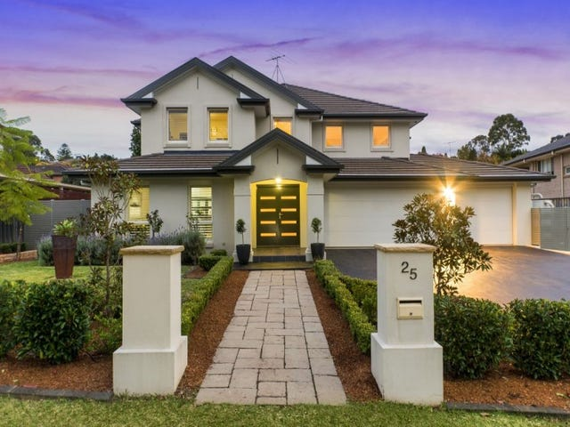 25 Timberline Ave, West Pennant Hills, NSW 2125