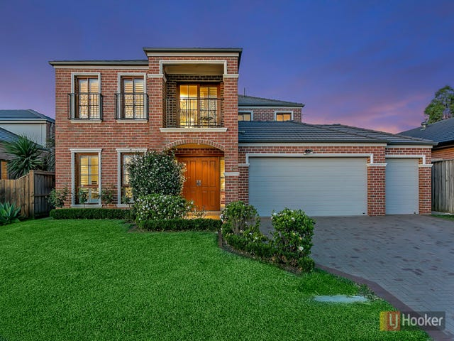 4 Whitewood Crescent, Kellyville Ridge, NSW 2155