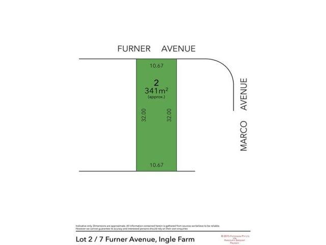 Lot 2/ 7 Furner Avenue, Ingle Farm, SA 5098