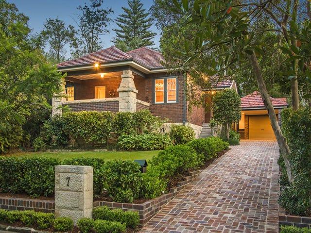 7 Elva Avenue, Killara, NSW 2071