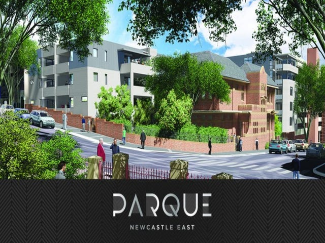 Parque Apartments, 58 Bolton Street, Newcastle, NSW 2300