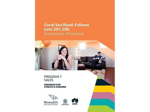 Lots/201 - 206 Coral Sea Road, Fulham, SA 5024