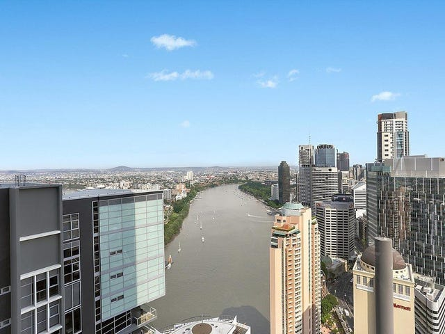 4502/501 Adelaide Street, Brisbane City, Qld 4000