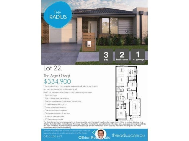 22 The Radius Circuit, Clyde North, Vic 3978