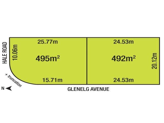 38 Glenelg Avenue & 145 Hale Road, Wembley Downs, WA 6019