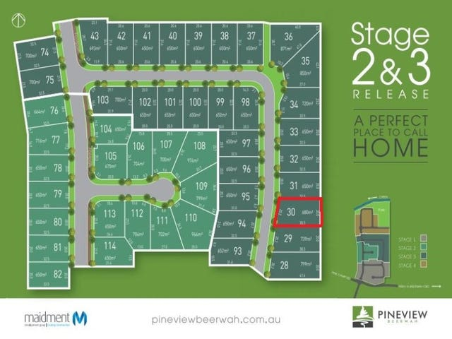 Lot 30 Featherwood Crescent, Beerwah, Qld 4519