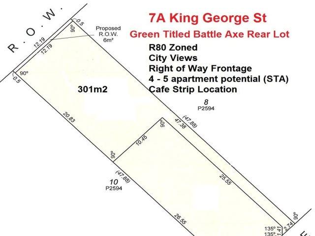 7A King George Street, Victoria Park, WA 6100