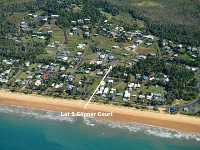 Lot 5, 10 Clipper Court, South Mission Beach, Qld 4852