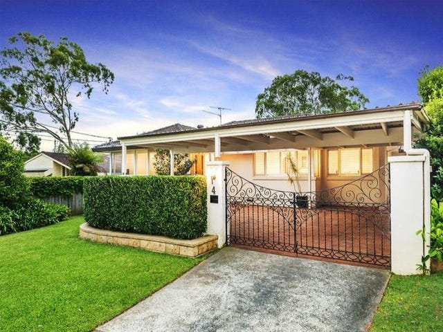 4 Cotswold Close, Belrose, NSW 2085